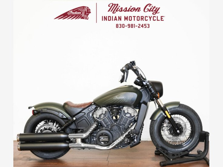 "2021 Indian Scout Bobber ""Authentic"" ABS for sale 201050564"