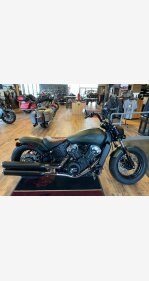 """2021 Indian Scout Bobber """"Authentic"""" ABS for sale 201058637"""
