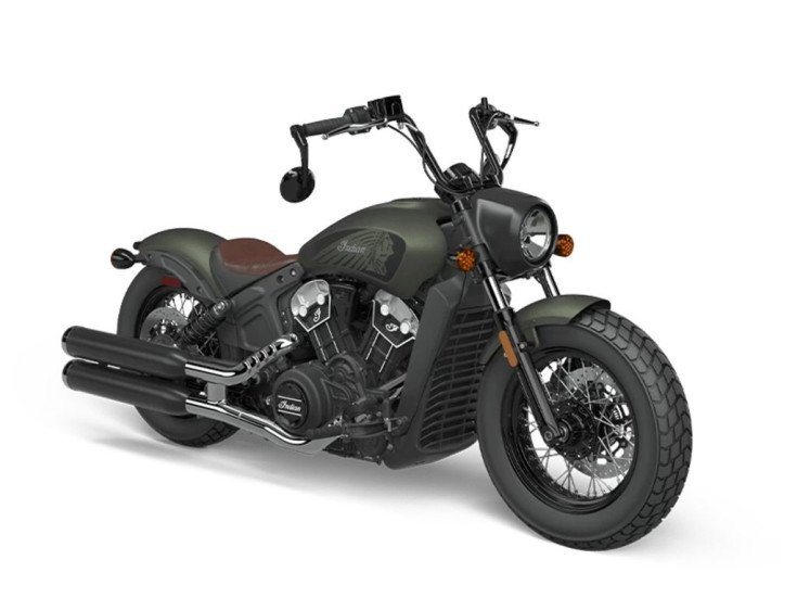 "2021 Indian Scout Bobber ""Authentic"" ABS for sale 201080861"