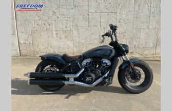 """2021 Indian Scout Bobber """"Authentic"""" ABS for sale 201160842"""