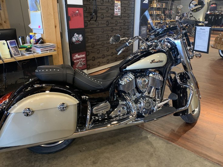 2021 Indian Springfield for sale 201103320