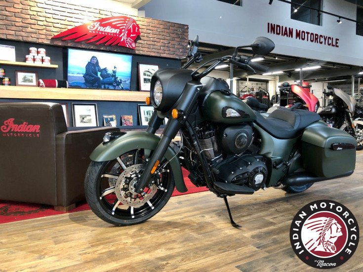 2021 Indian Springfield Dark Horse for sale 201120435
