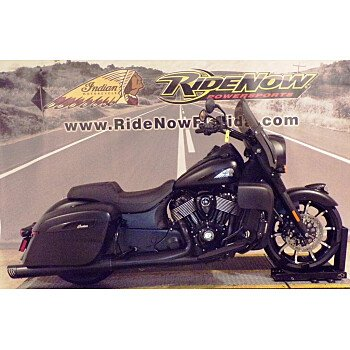 2021 Indian Springfield Dark Horse for sale 201154159