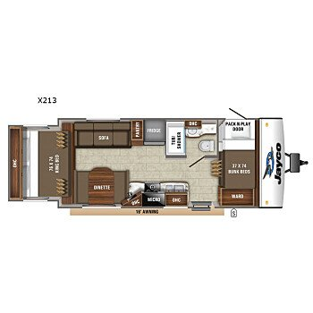 2021 JAYCO Jay Feather for sale 300202249