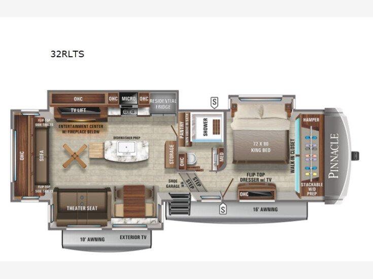 2021 JAYCO Pinnacle for sale 300294173