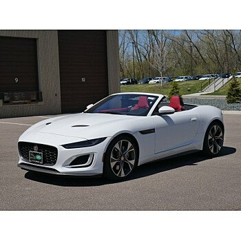2021 Jaguar F-TYPE First Edition Convertible for sale 101321264