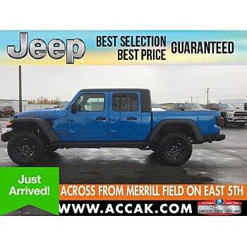 2021 Jeep Gladiator for sale 101604161