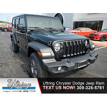 2021 Jeep Wrangler for sale 101369569