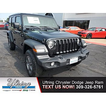 2021 Jeep Wrangler for sale 101369570