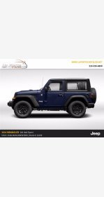 2021 Jeep Wrangler for sale 101385147