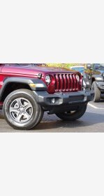 2021 Jeep Wrangler for sale 101387530