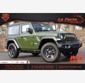 2021 Jeep Wrangler for sale 101392653