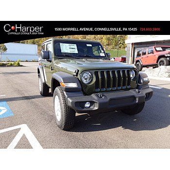 2021 Jeep Wrangler for sale 101392830