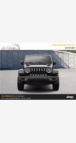 2021 Jeep Wrangler for sale 101407547