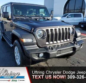 2021 Jeep Wrangler for sale 101412769