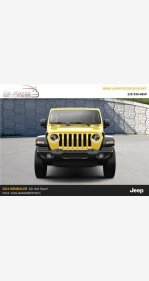 2021 Jeep Wrangler for sale 101414301
