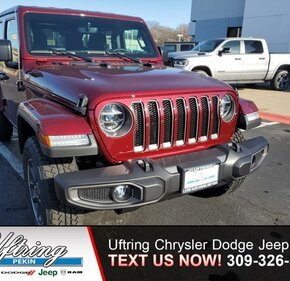 2021 Jeep Wrangler for sale 101415465