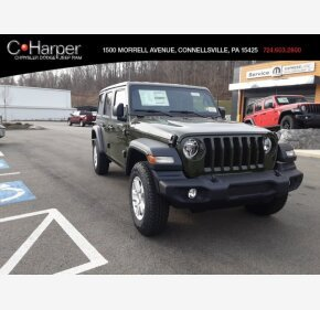 2021 Jeep Wrangler for sale 101433906