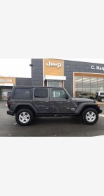 2021 Jeep Wrangler for sale 101435701