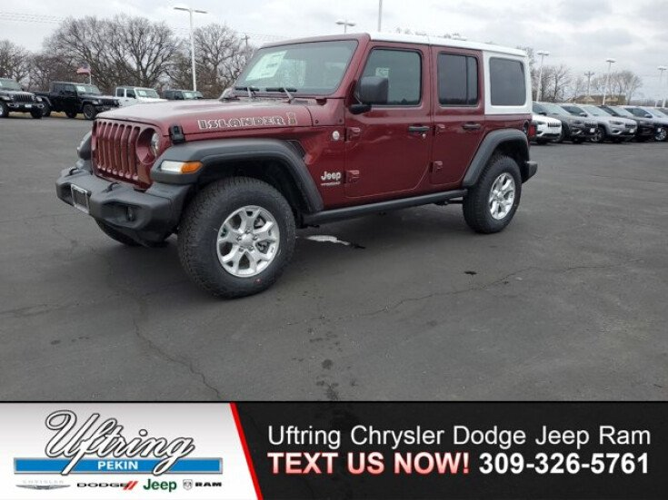 2021 Jeep Wrangler for sale 101438398