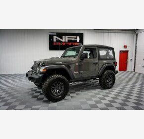 2021 Jeep Wrangler for sale 101447487