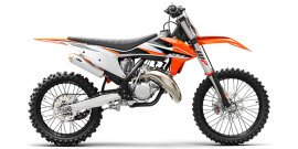 2021 KTM 105SX 125 specifications