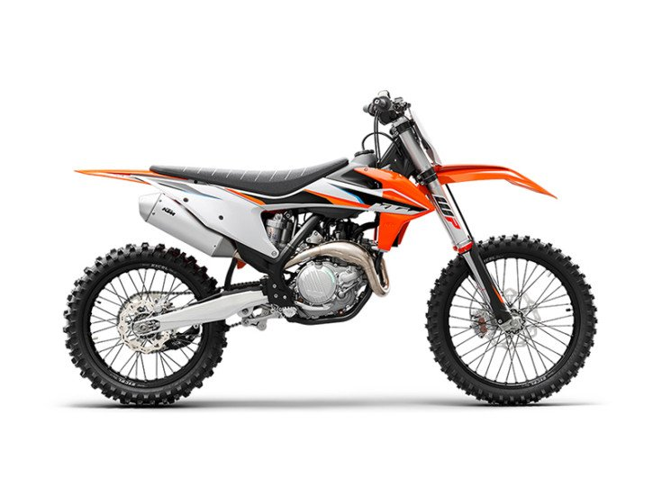 2021 KTM 105SX 450 F specifications