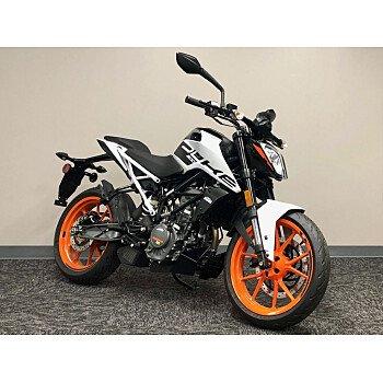 2021 KTM 200 Duke for sale 201099818
