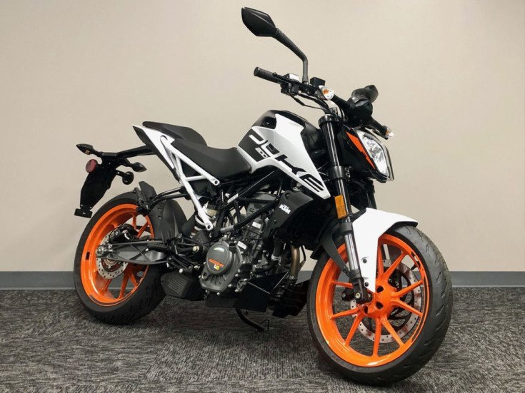 2021 KTM 200 Duke for sale 201099819