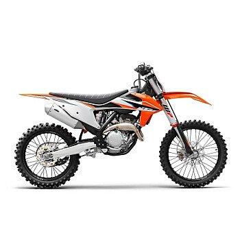 2021 KTM 250SX-F for sale 201173265