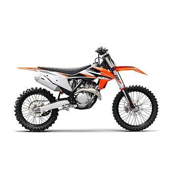 2021 KTM 350SX-F for sale 201013087