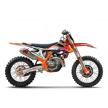 2021 KTM 450SX-F for sale 201031811