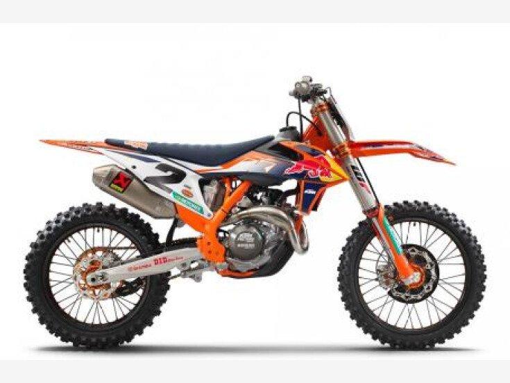 2021 KTM 450SX-F for sale 201146062