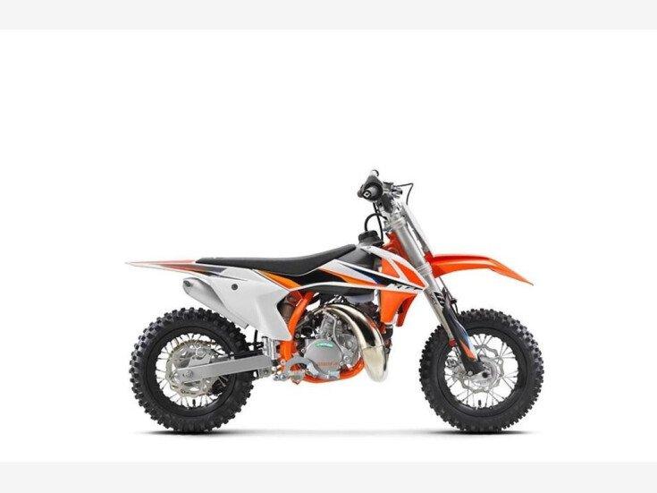 2021 KTM 50SX for sale 201173254