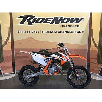 2021 KTM 85SX for sale 200952910