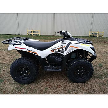 2021 Kawasaki Brute Force 750 4x4i EPS for sale 200990429