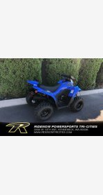 2021 Kawasaki KFX50 for sale 200943238