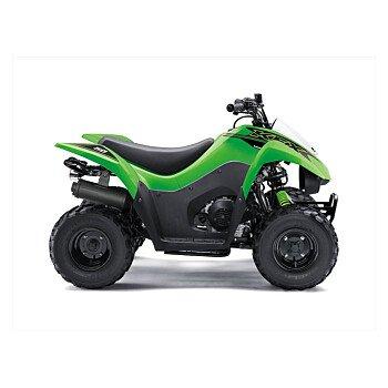 2021 Kawasaki KFX50 for sale 200952638