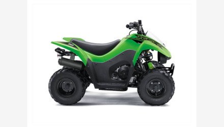 2021 Kawasaki KFX50 for sale 200952638