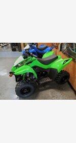 2021 Kawasaki KFX50 for sale 200953154