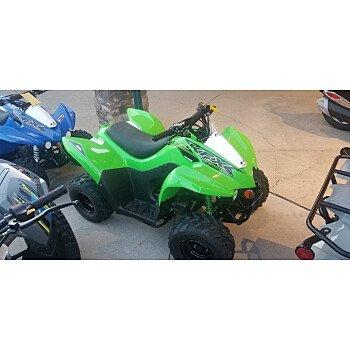 2021 Kawasaki KFX50 for sale 200985471