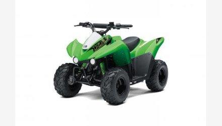 2021 Kawasaki KFX50 for sale 200998588