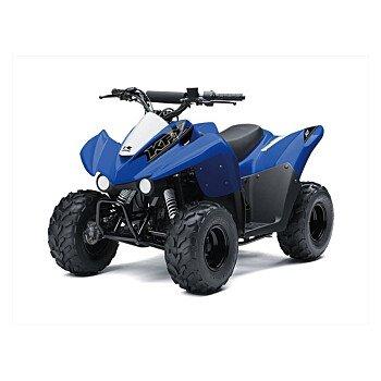 2021 Kawasaki KFX50 for sale 201004831