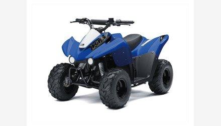 2021 Kawasaki KFX50 for sale 201017341