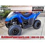 2021 Kawasaki KFX50 for sale 201040300