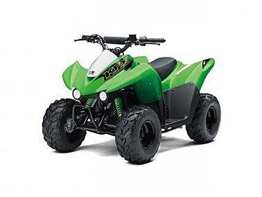 2021 Kawasaki KFX50 for sale 201045619