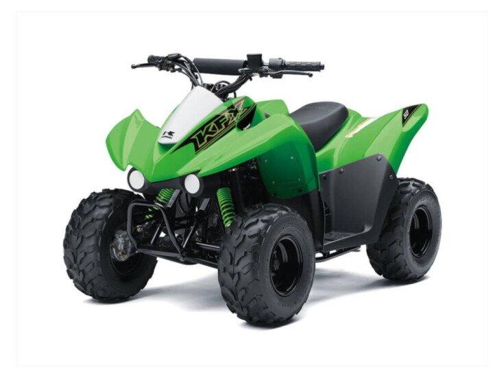 2021 Kawasaki KFX50 for sale 201045795