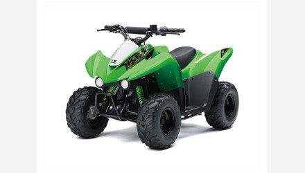 2021 Kawasaki KFX50 for sale 201050087