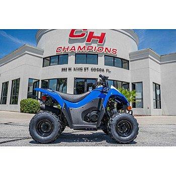 2021 Kawasaki KFX50 for sale 201051305