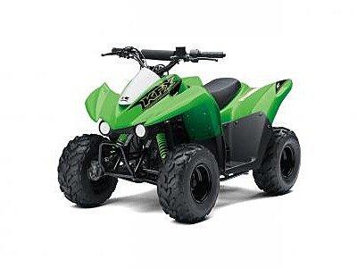 2021 Kawasaki KFX50 for sale 201065573